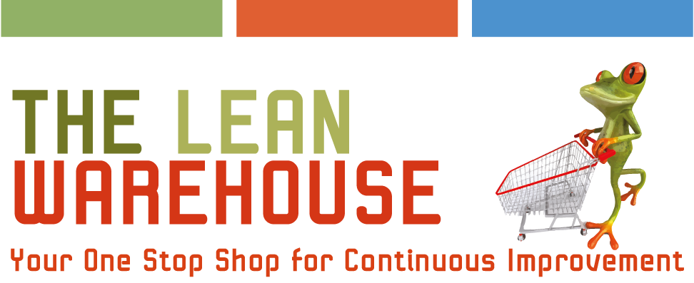 The Lean Warehouse Logo